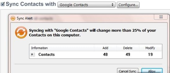 merge contacts on iphone to gmail
