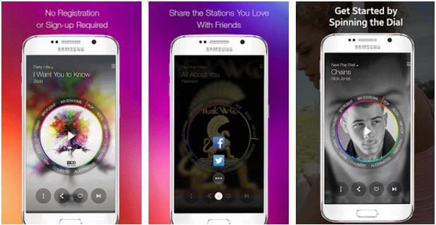 Top 4 Apps Like iTunes Radio for Android