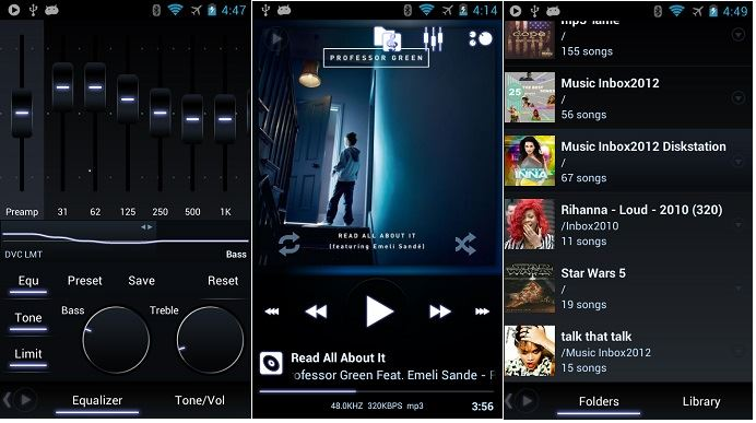 ITUNES MUSIC APP FOR ANDROID