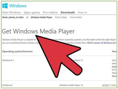run windows media player