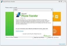 install phone transfer