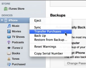 send apps from iPhone to iPad via iTunes
