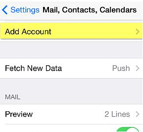 How to Send Contacts from iPhone