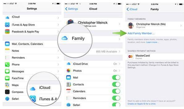 How to Share Contacts on iPhone