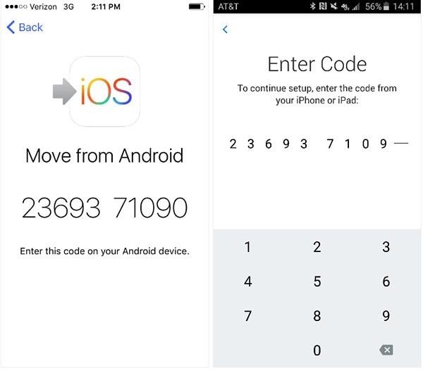 input the 12-digit code