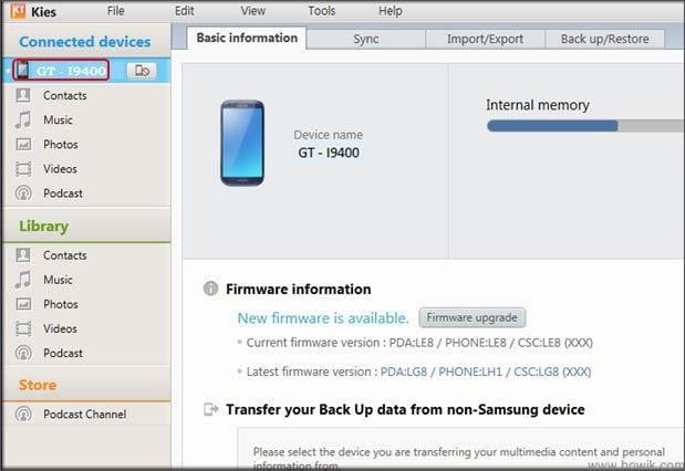 how to transfer data to samsung galaxy s9
