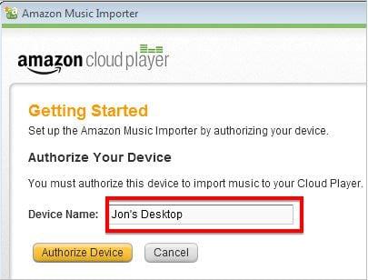 import music files