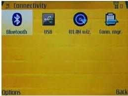 transfer photos from phone to computer via bluetooth