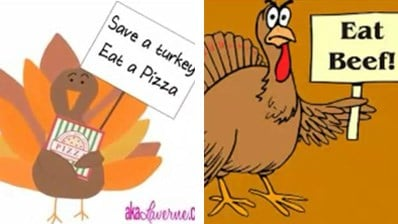 Funny Turkey Facts on Thanksgiving