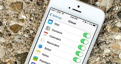 How iCloud Backs up Messages