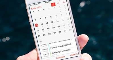 How to Sync Multiple Calendars on the new iPhone (iPhone 6)