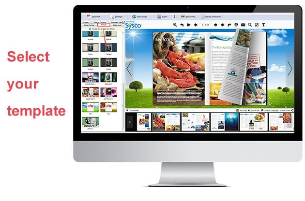 Review of Flip PDF: A Powerful PDF Flipbook Maker Software