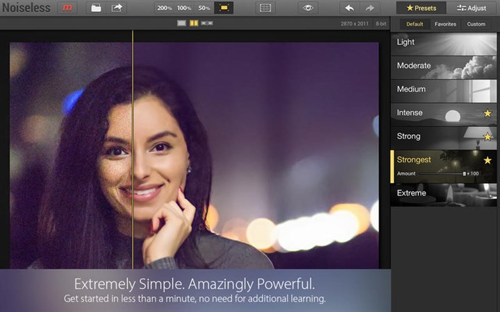 noiseless embellish your photos