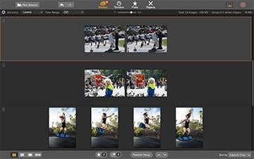 snapselect import photo