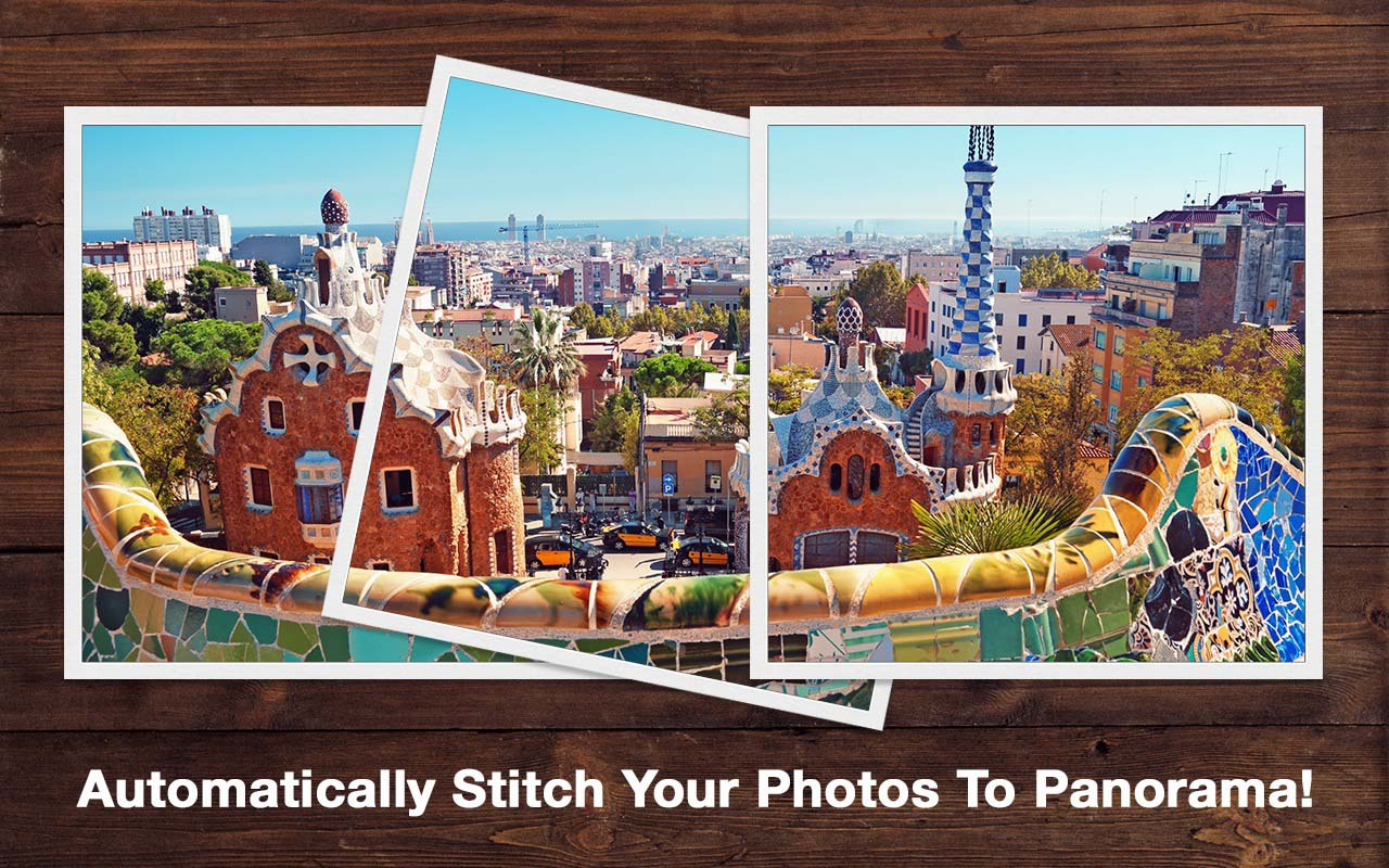 photostitcher splice several photos to panorama