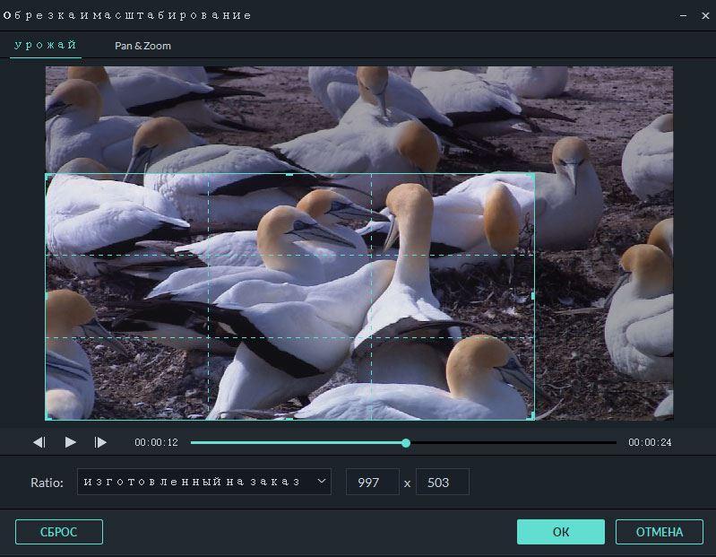 4 способа кадрировать видеофайлы MP4 на Windows и Mac
