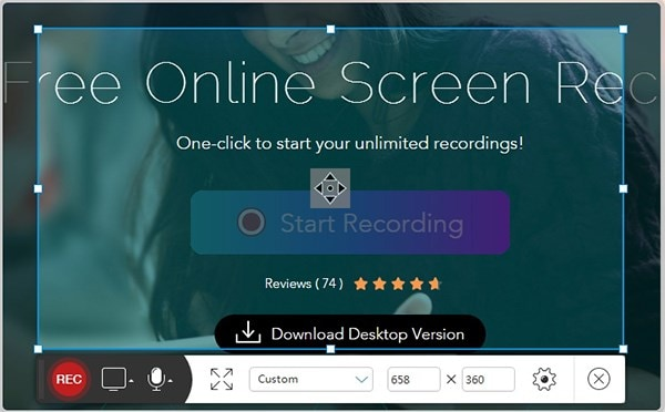 Record Your Computer Screen with Screen Recorder No Download