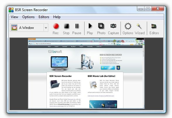 Top 10 Screen Recorder for Windows 10