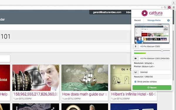 free online screen recorder no download