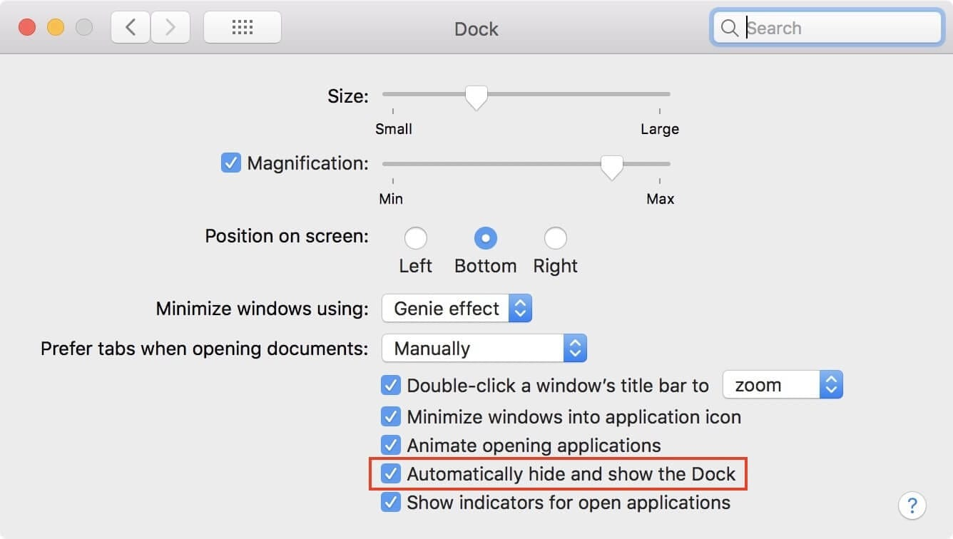automatically-hide-and-show-the-dock