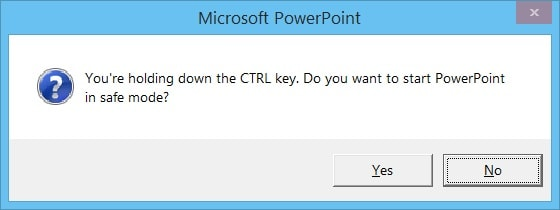 recover powerpoint file