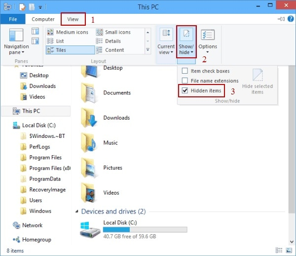 how to recover powerpoint