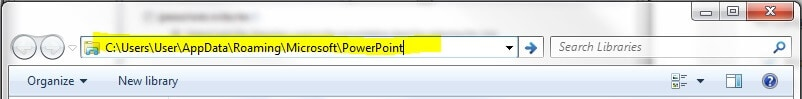 file recovery powerpoint