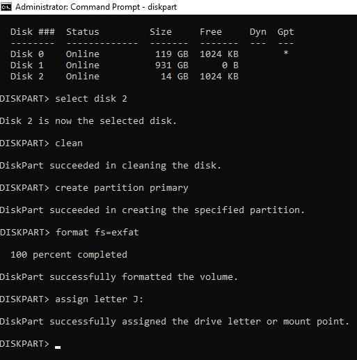 ps4 external hard drive format