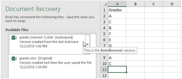 recover-unsaved-excel-files-6