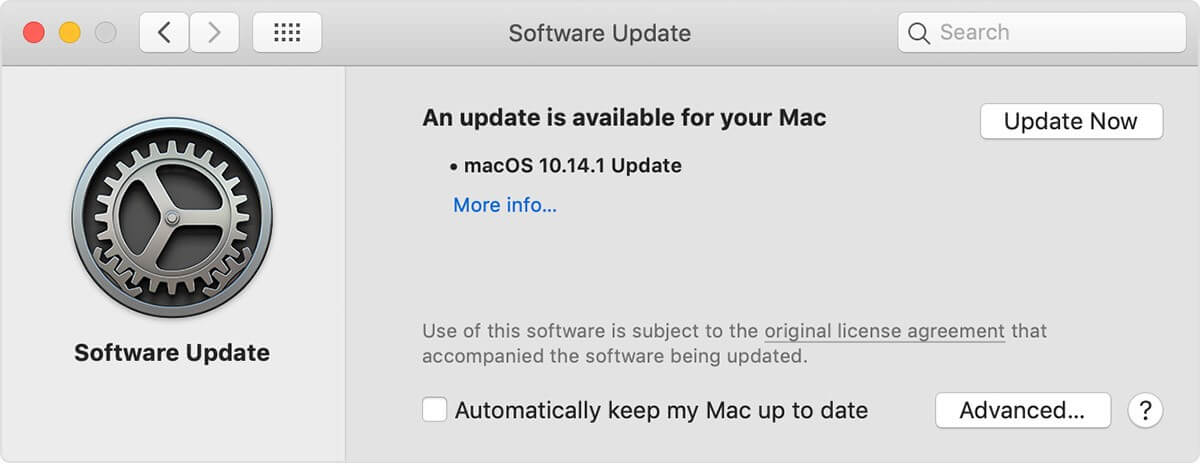 Download All the Latest Apple Update