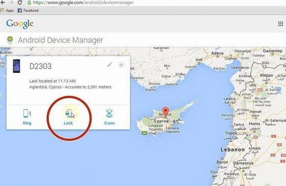 android device manager unlock