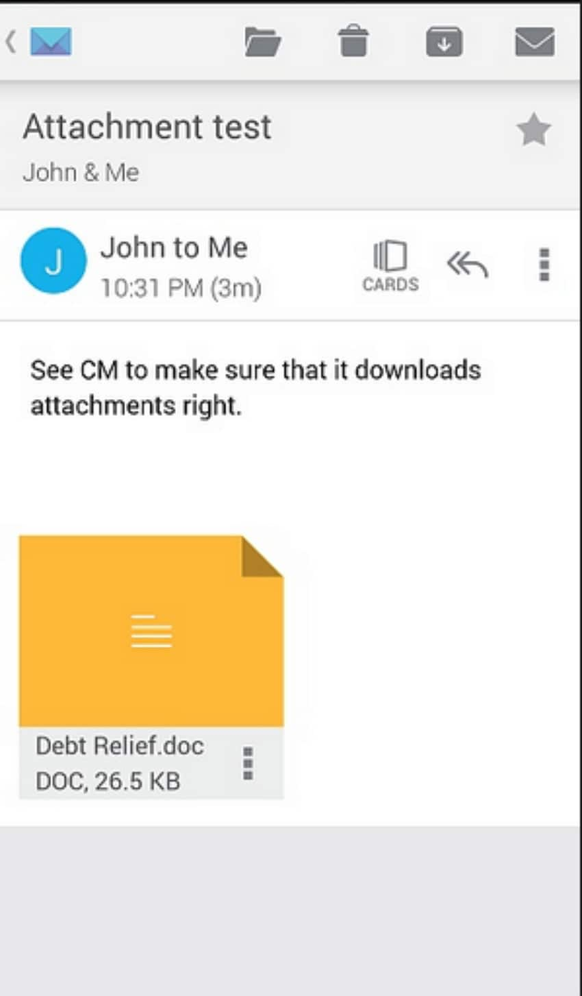 android-mail-download-file