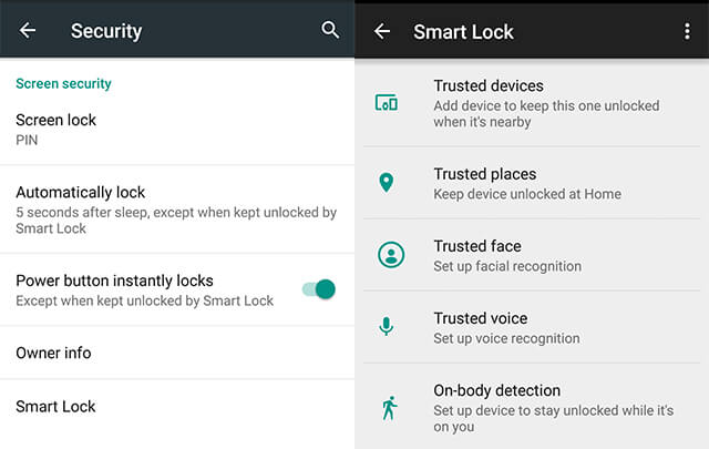 android smartlock