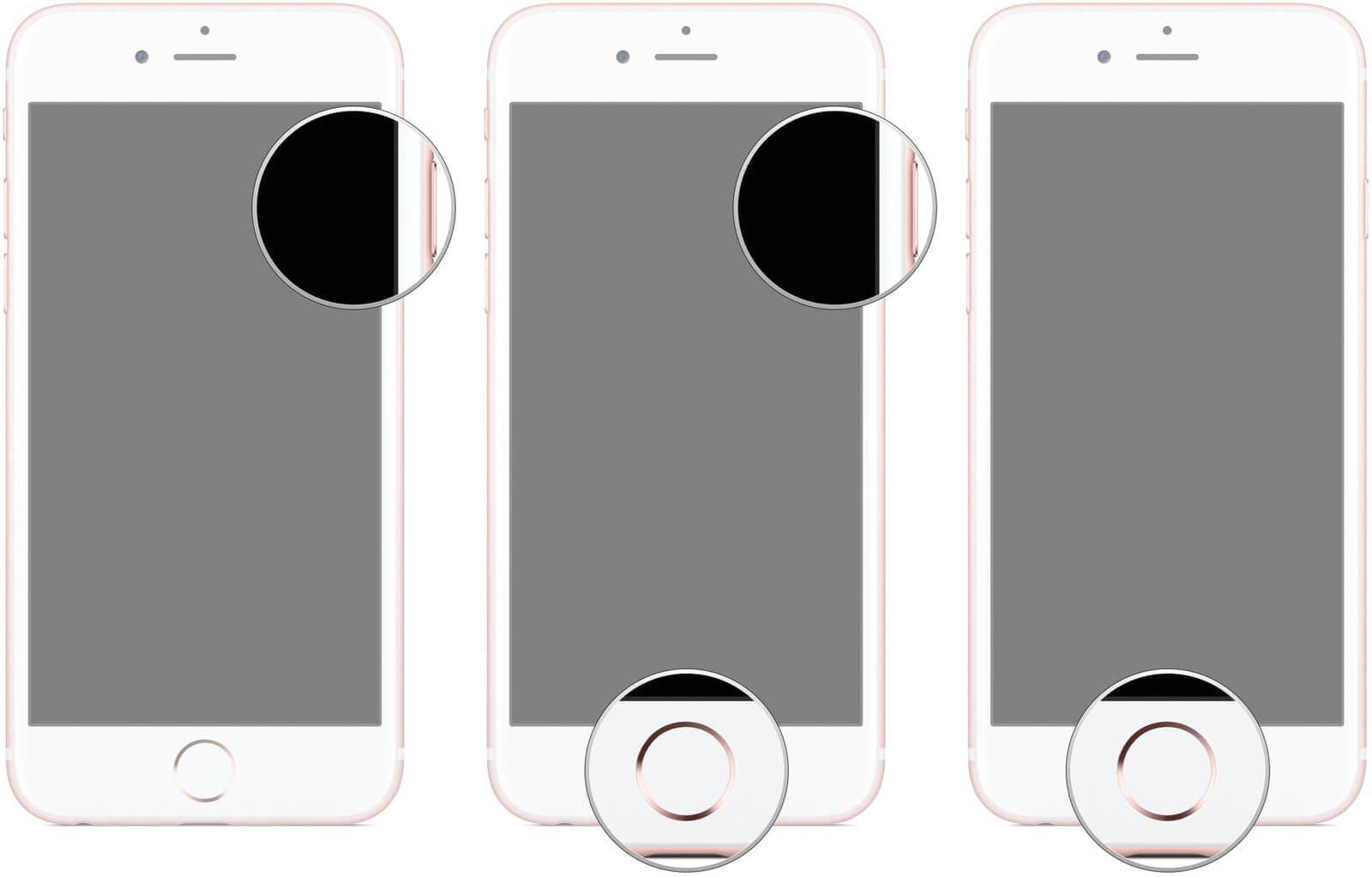 enter iPhone 6 into DFU mode