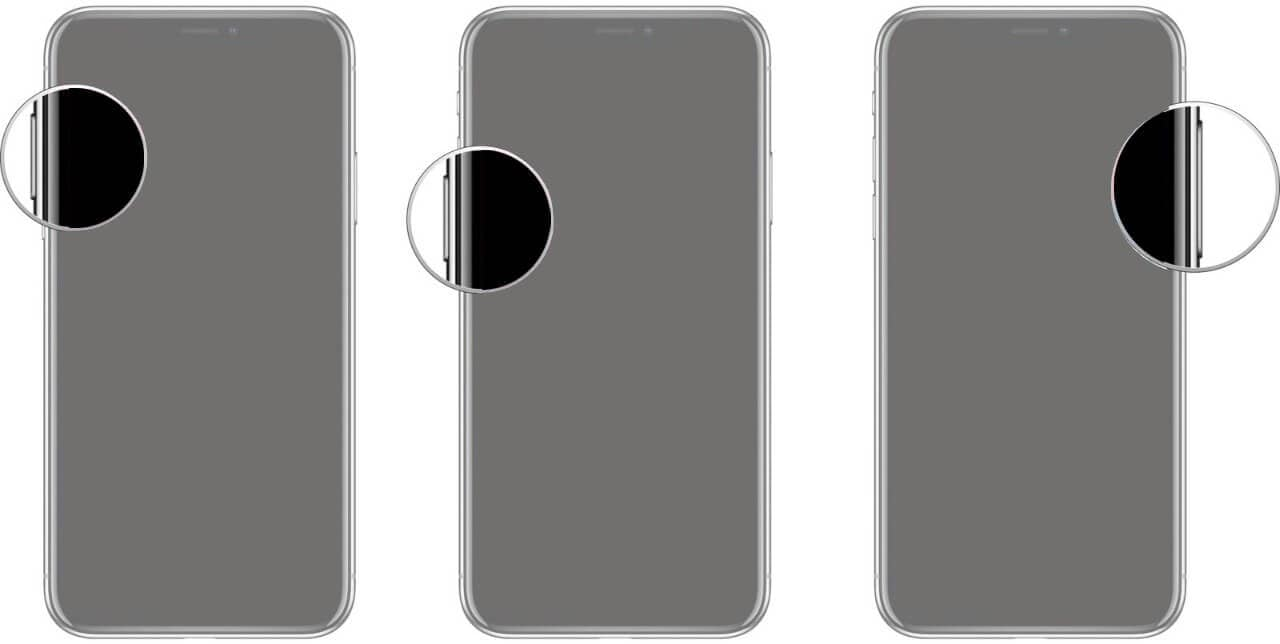 enter iPhone 8 into DFU mode