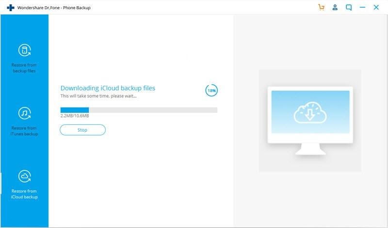 download backup images