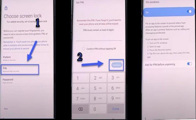 galaxy s7 remove google account lock