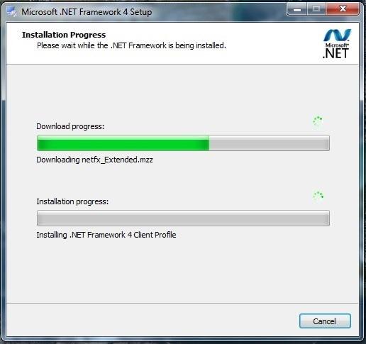 install latest net framework