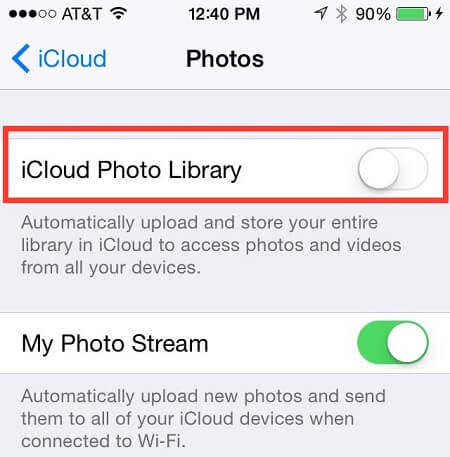 iphone-photo-library-turn-on