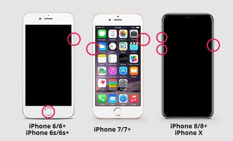 iphone rebooting