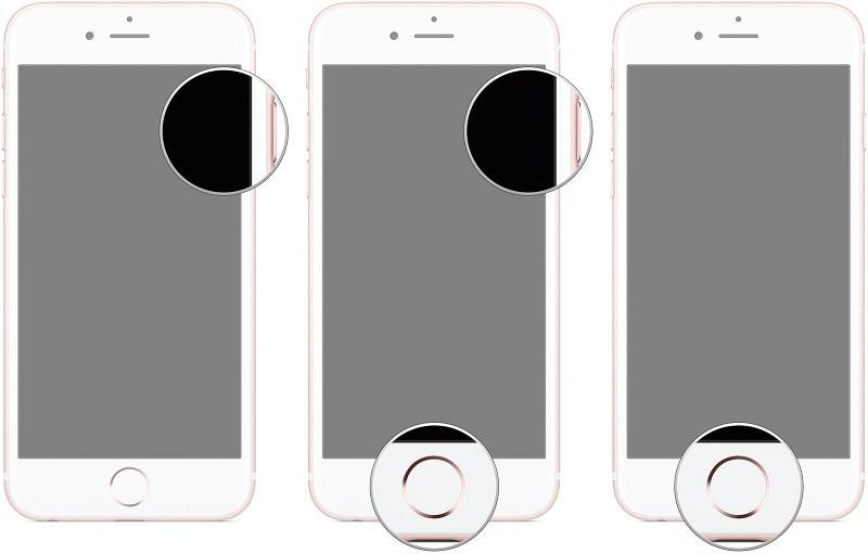 preparing iphone for restore