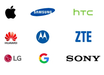 all kinds of Android phones