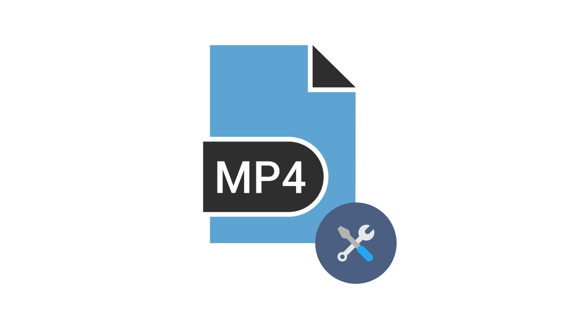 how to fix recovered mp4 video files