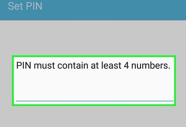 reset samsung phone password - step 4