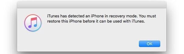 fix iphone freezing in dfu mode