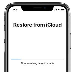 restore whatsapp data