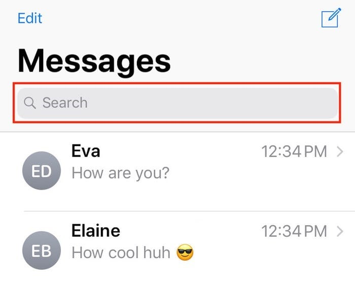 find deleted messages on iphone