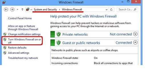 Update Security Software