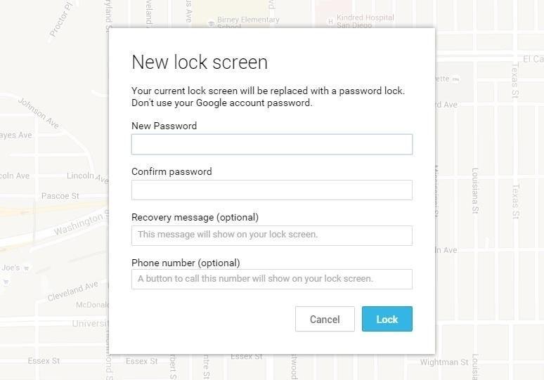 broken screen can't unlock android