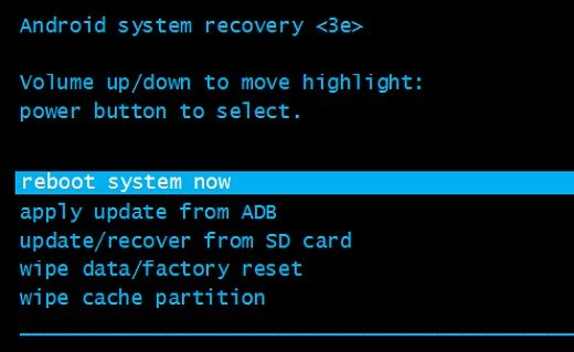 factory reset locked lg phone